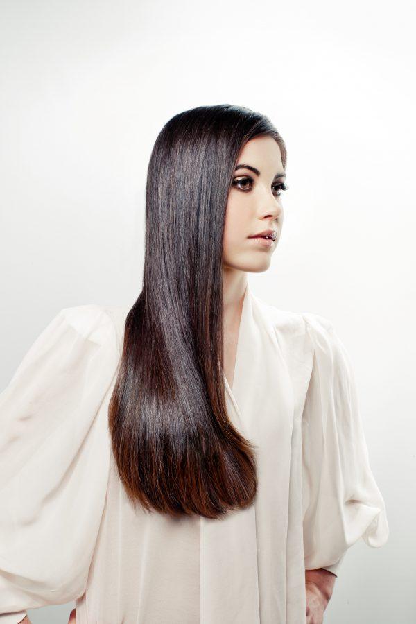 Weiches-Haar-Glänzendes-Haar-KLIPP-Friseur-Frisör-Keratin