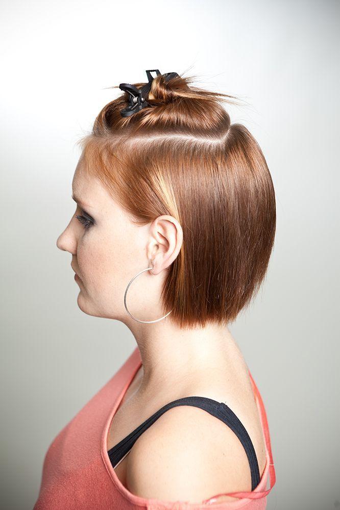 Kreppeffekt-Haare-kurze-Haare-diy-selber-machen-how-to-kreppen-KLIPP-Frisör-Friseur