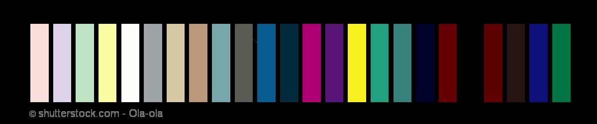 Farben Winter Typberatung KLIPP Frisör Friseur