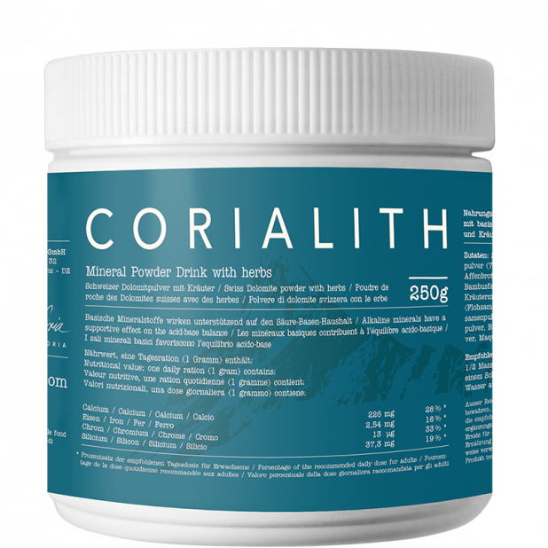 Coralith Mineral Powder Drink
