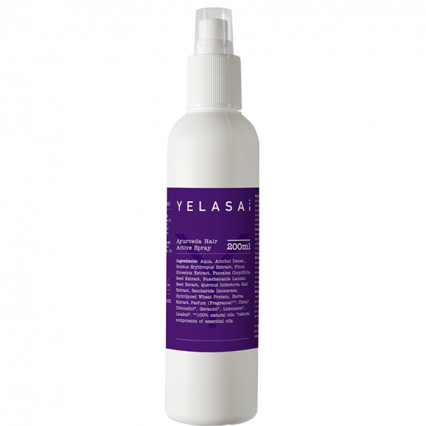 Yelasai Ayurveda Hair Active Spray