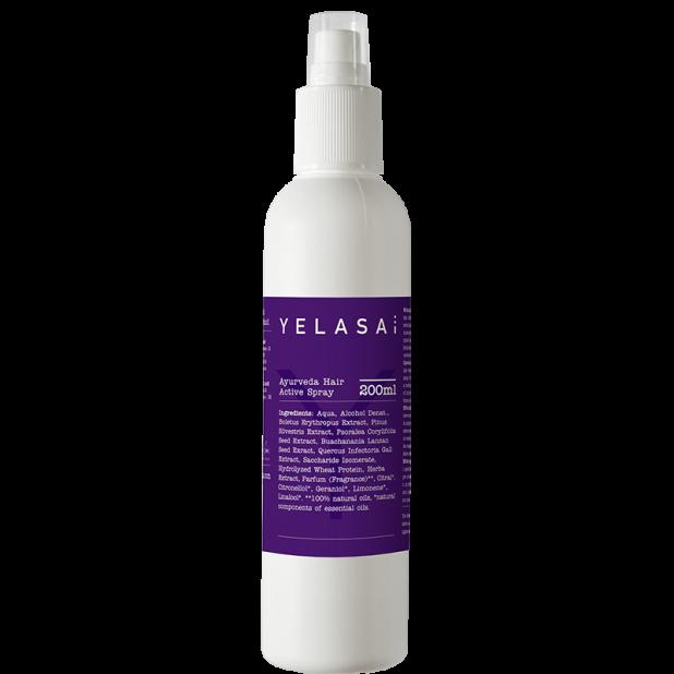 Yelasai Ayurveda Hair Active Spray