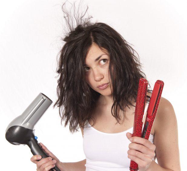 7 Haarsünden: Eitelkeit