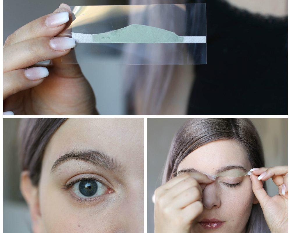 Andmetics-Augenbrauen-formen-Kaltwachsstreifen-KLIPP-Frisör-Friseur-Onlineshop-Karin