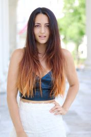 Natacha Ombre Haare Colour Refresh Maria Nila