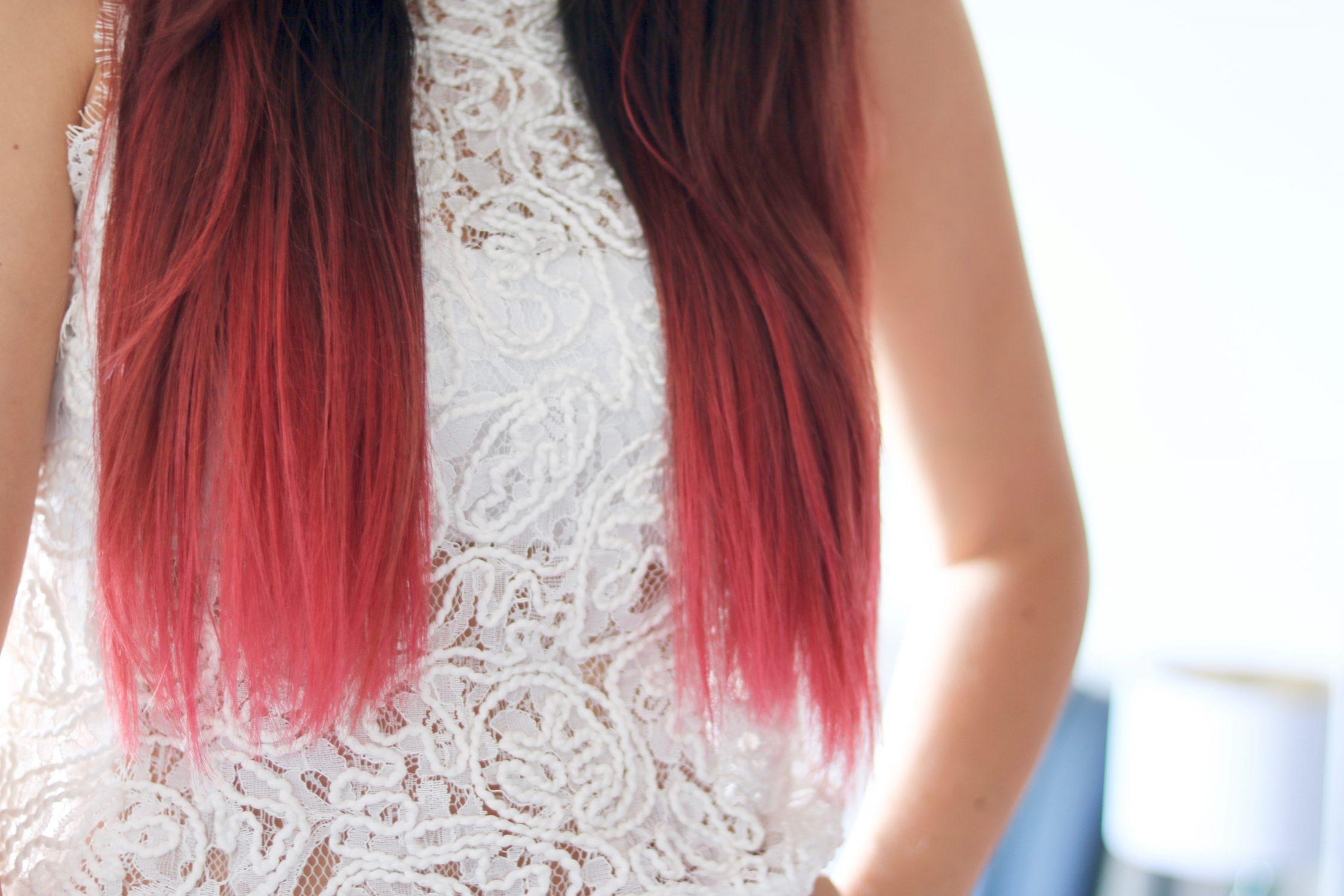 Maria Nila Colour Refresh pink pop nachher KLIPP Frisör Friseur Onlineshop