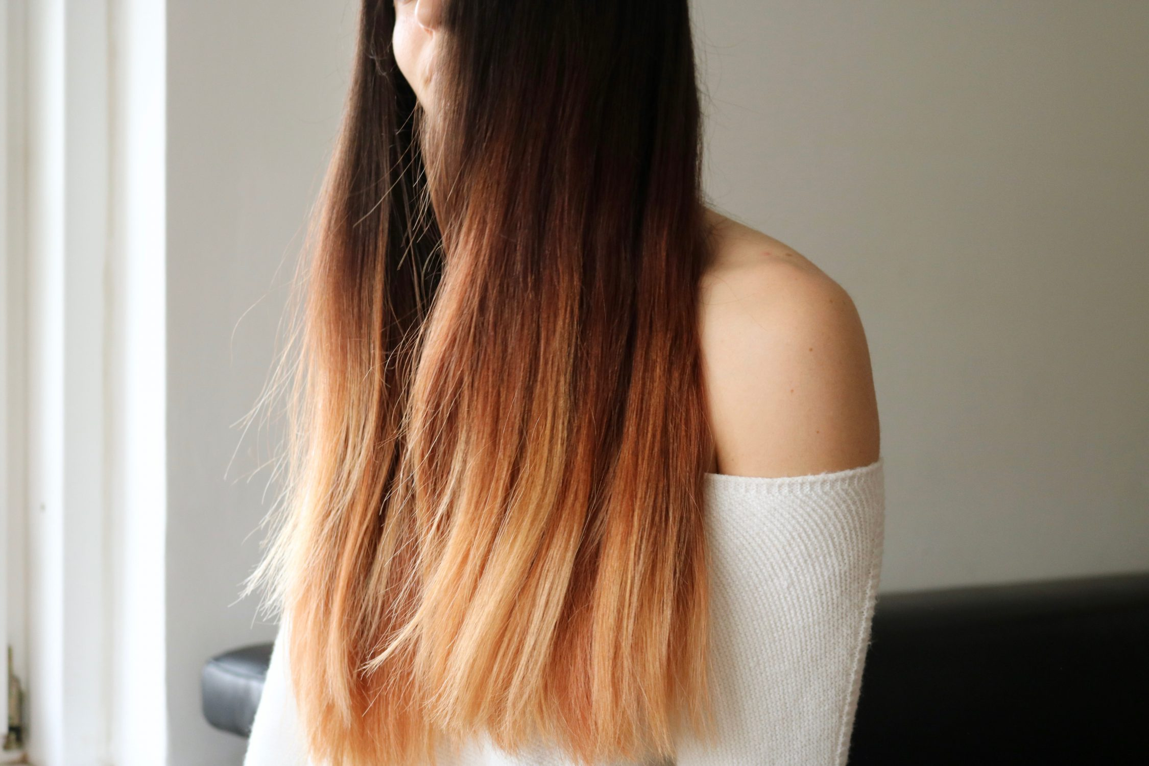Maria Nila Colour Refresh vorher KLIPP Frisör Friseur Onlineshop