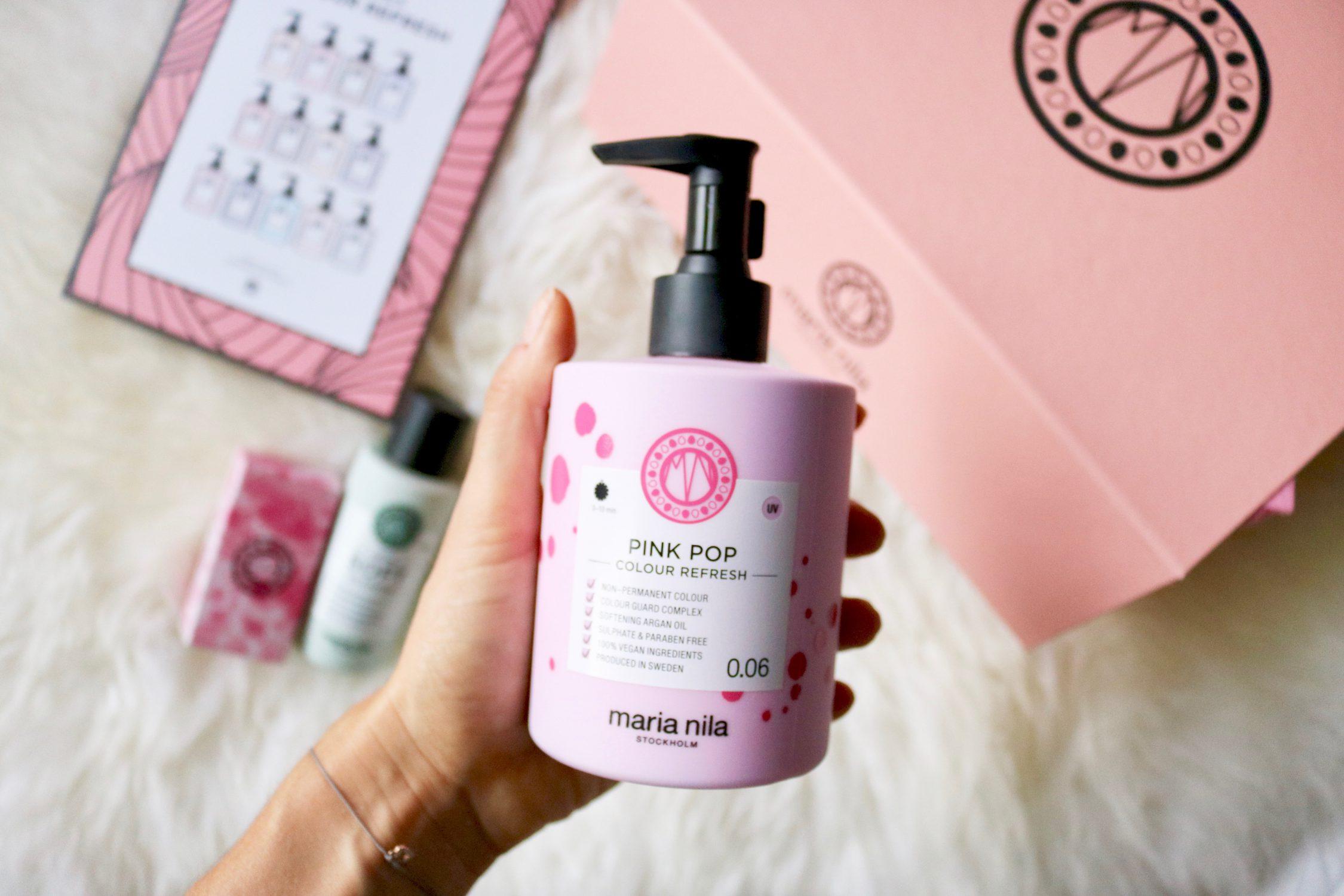 Colour Refresh Farbe Pink Pop KLIPP Frisör Friseur