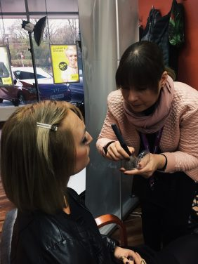 Traumlook-Carina-Bloggerin-KLIPP-Frisör-Friseur-Make-up