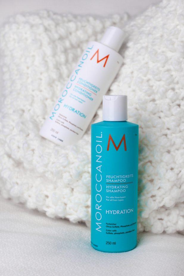Moroccanoil Hydrating Shampoo Conditioner KLIPP Frisör Friseur Onlineshop