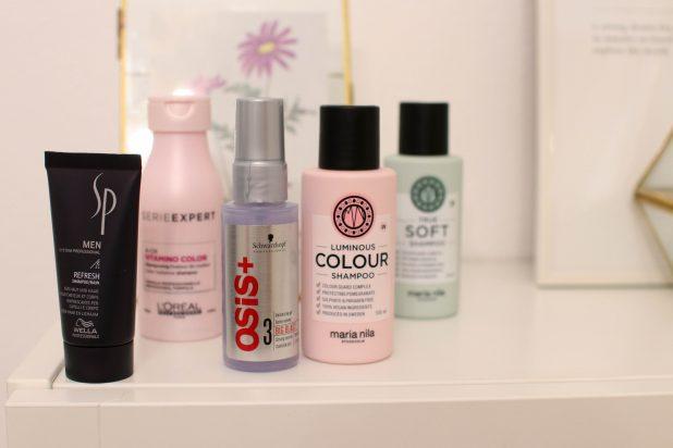 Schwarzkopf-Osis-Maria-Nila-Luminous-Colour-Shampoo-Wella-SP-Men-Refresh-Serie-Expert-LOreal-L'Oreal-True-Soft-KLIPP-Frisör-Friseur