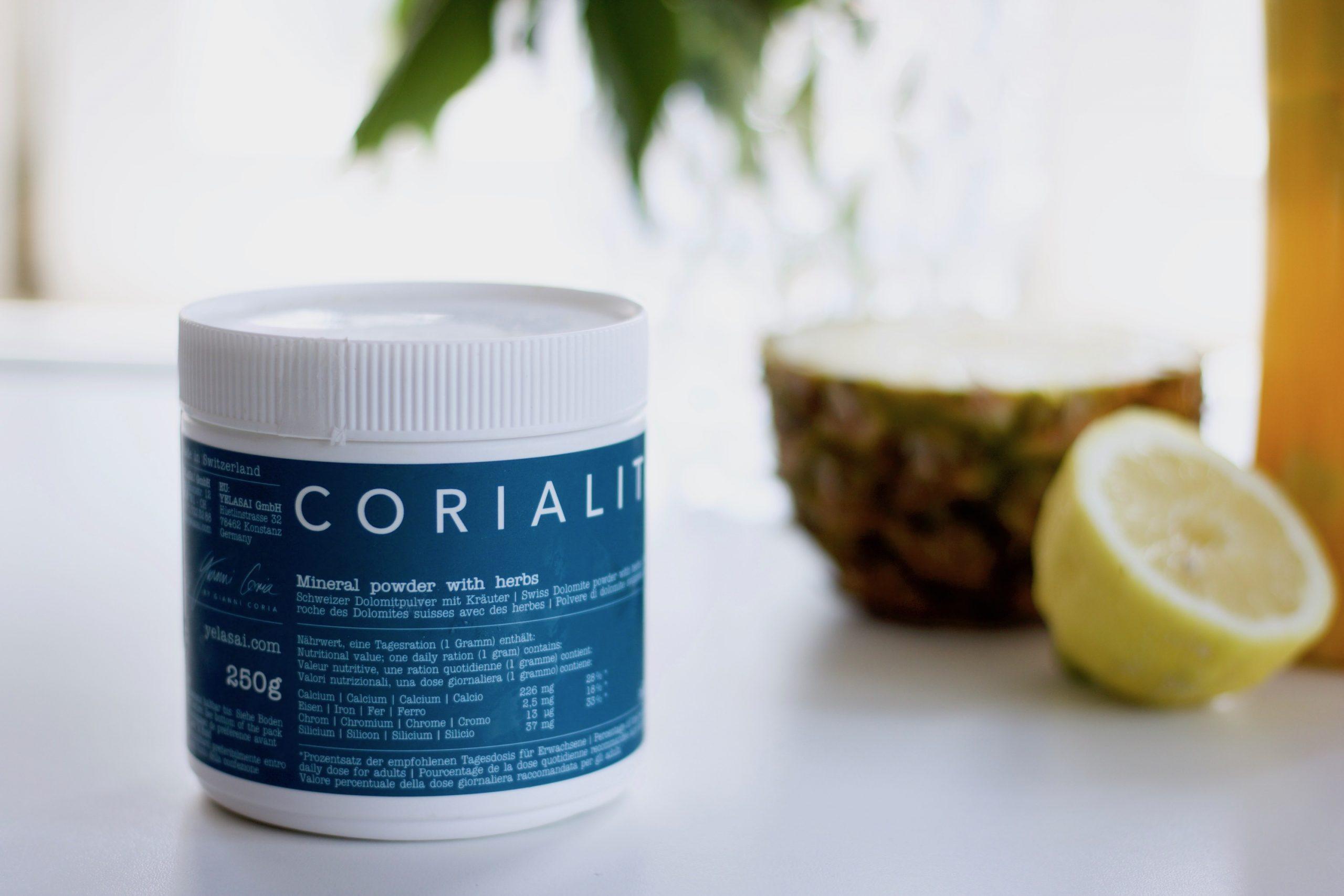 corialith nahrungsergänzung ernährung yelasai KLIPP Frisör Onlineshop