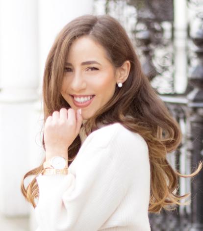 Jasmin Bloggerin KLIPP Frisör
