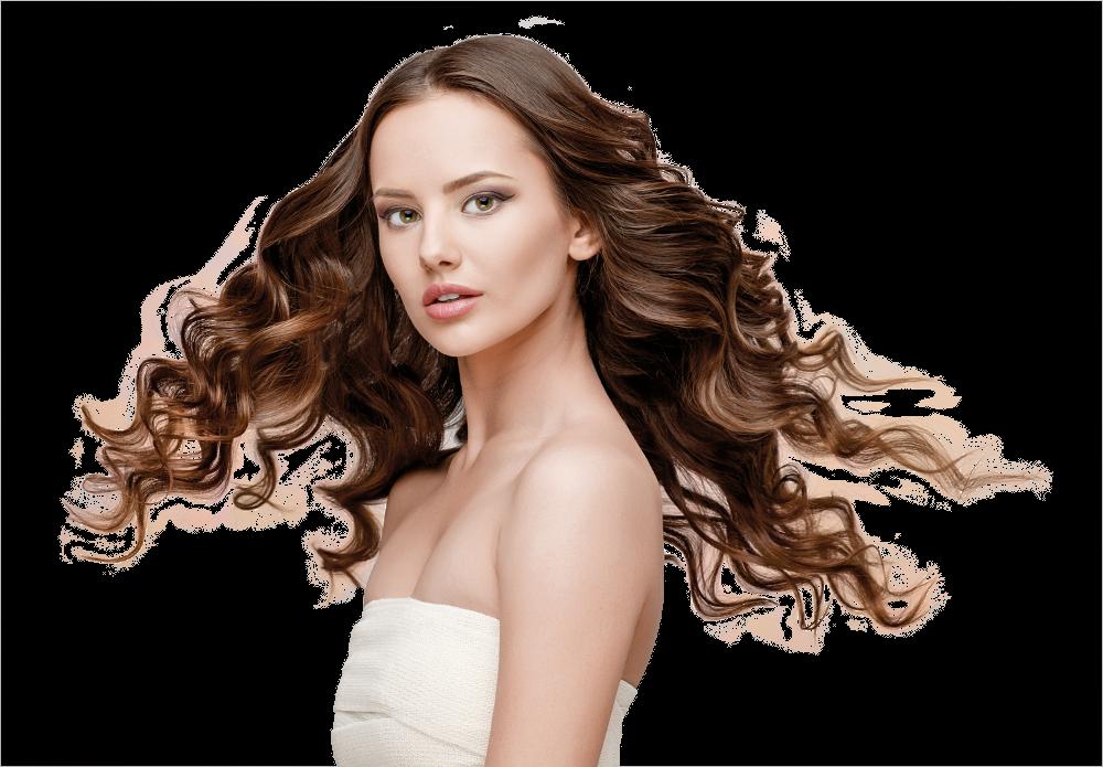 Haare, lange, gesunde, glänzende Haare, Beauty, Locken, Haartraum