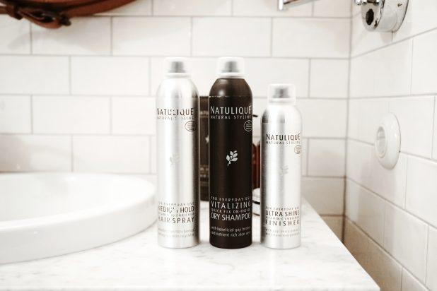 natulique styling stylingprodukte haarspray trockenshampoo natürlich bio organic haarstyling stylingmousse
