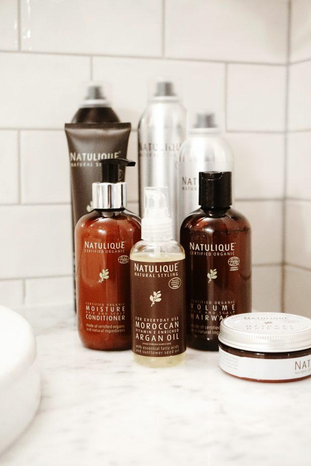 Natulique Haarpflege, natürliche Haarpflege, weniger Chemie, organic produkt, bio haarpflege