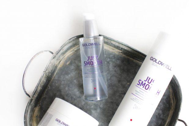 Goldwell-Just-Smooth-KLIPP-Dualsenses-Maske-Shampoo