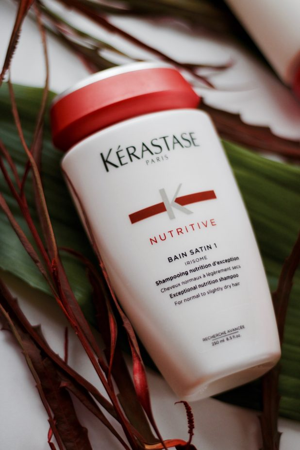 Kerastase Nutritive Bain Satin 1 KLIPP Onlineshop Shampoo