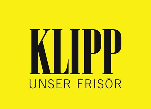 KLIPP Frisör Logo