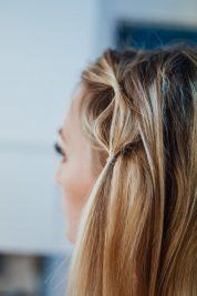 Bubble-Braids-Frisur-Extension