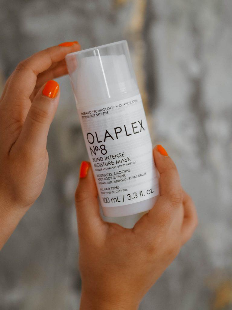 Olaplex-8-Feuchtigkeitsmaske